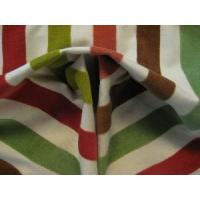 Dyed Yarn Woven Strip Velveteen Manufactures