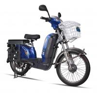 China Commuter Adult Electric Bike , Battery Powered Bicycle With Electric Motor on sale