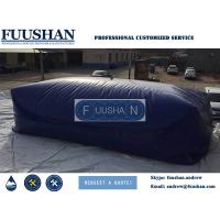 FUUSHAN 1000 Liter to 5000 Liter Flexible Collapsible TPU/PVC Pillow Water Storage Tank Manufactures