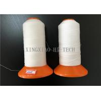 PTFE Fire Retardant Embroidery Thread , Plastic Cone Flame Resistant Thread Manufactures
