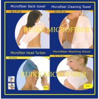 Microfiber Bath Cleaning Set Manufactures