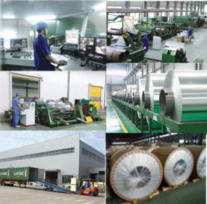 Quality Air - Condition Thin Aluminium Foil Roll , Industrial Aluminum Foil Keep for sale