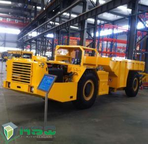 Underground Low Profile Dump Truck Reliability Articulated Dump Truck Manufactures