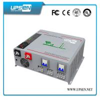 Hybrid Solar Inverter with Single Phase 2000W / 3000W Built in MPPT Solar Controller Manufactures