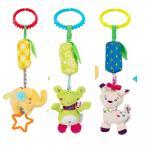 Wholesale stuffed plush bear keychain with green cloth custom LOGO teddy bear plush keychain Manufactures