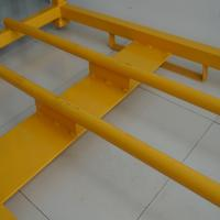 China PEN Warehouse Storage Shelves / Truck Tire Storage Rack BSCI Certification on sale