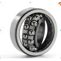 Bore 20mm Brass Cage Double Row Ball Bearings Stainless Steel Bearing 1204C3 Manufactures