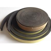 Quality Black Color EVA Self Adhesive Foam Tape For Steel / Metal / Machine / Car for sale