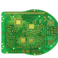 Double-Sided PCB Boards Chinese PCB Manufacturer Gold Plated Printable circuit Manufactures