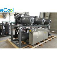 China PLC Screw Parallel Compressors Unit 210HP High Temperature For Refrigeration System on sale