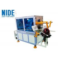 China Medium Motor Stator Automatic Coiling Machine For Submersible Pump Motor on sale