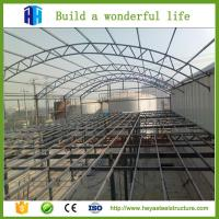 China Galvanized steel structures building construction Chinese company on sale