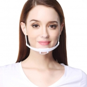Restaurant Chef Transparent ABS PET Hygienic Face Mask Manufactures