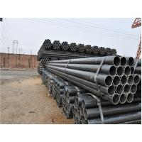 1 Inch / 3 Inch Oil Casing Pipe Thick Wall , Q195 Q345 ERW Steel Tubing Manufactures