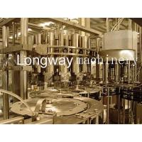 Glass bottle Olive oil filling and sealing machine Manufactures