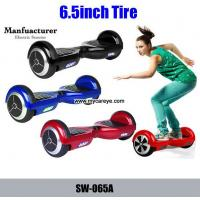 2 Wheel Smart Balance Electric Scooter Hoverboard Skateboard Motorized Adult Roller Hover Manufactures