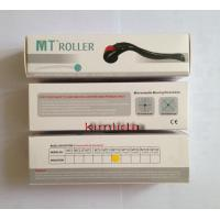 FDA Physician 0.5mm 0.75mm 1.0mm 1.5mm MTS Derma Roller 540 Needles For Hair Loss , Scars Manufactures