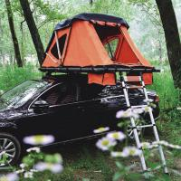 Buy cheap 220g polyester canvas roof tents lightweight aluminum alloy pu coating from wholesalers