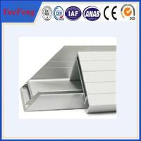 solar panel frames aluminum extrusion profiles, solar frame price per sets Manufactures