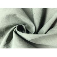 Memory Wrinkle 70 Denier Nylon Fabric Keeping Warm With Fire Retardant Function Manufactures