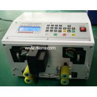 China Automatic stranded wires cutting and stripping machine on sale