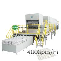 HGHY egg tray molding machine paper pulp moulding egg tray machine Manufactures