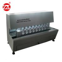 Manually Controlled Intelligent Fabric Crease-Recovery Tester Manufactures