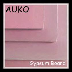 China Hot Sell Decorative Fireproof Plasterboard /Reinforced Fiberglass Gypsum Board on sale