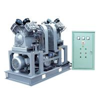 Oil Less Reciprocating Air Compressor , 380v 50hz Air Cooled Air Compressor Manufactures