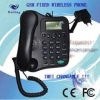 China gsm fixed wireless phone IMEI changing on sale on sale