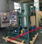 Stainless Steel Vacuum Turbine Oil Purification Plant, Emulsified Oil Filtration