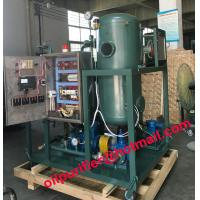 Quality Stainless Steel Vacuum Turbine Oil Purification Plant, Emulsified Oil Filtration Equipment, Turbine Oil Recycling System for sale