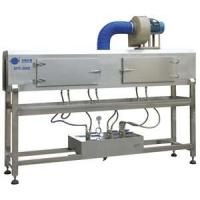 Double layer holding fumace stainless steel automatic labeling machines for round bottles Manufactures