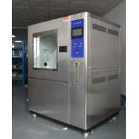LED Light Environment Powdered Cement Sand Ddust Test Machine Chamber Equipment Manufactures