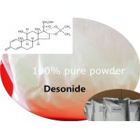 Quality Healthy Desonide Anti Inflammatory Steroids Powder CAS 638-94-8 No Side Effect for sale