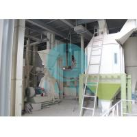 Automatic Feed Pellet Production Line / Turnkey Project Fish Feed Production Plant Manufactures