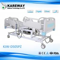Adjustable Economic Electric mechanical hospital bed For Clinic , Hospital And ICU Manufactures