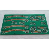 Rigid Flex HDI Printed Circuit Boards 10 Layers 1.6mm Board Thickness ISO Approval Manufactures