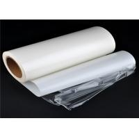 High Elastic Transparent Thickness 0.05mm Hardness 52A Tpu Hot Melt Adhesive Film For Underwear Manufactures
