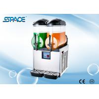 Commercial Grade Frozen Granita Machine Stainless Steel Body CE ISO9001 Manufactures