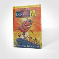 Wholesale The Lion King 3 Disney Cartoon Movies DVD Disney Animation DVD For Child Manufactures