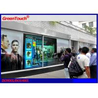65 inch touch screen foil for holographic interactive projection film Manufactures