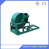 Wood logs crusher machine for making sawdust pellets Manufactures