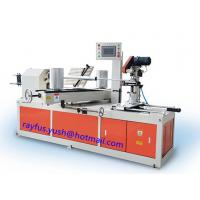 China Two Heads Paper Pipe Making Machine / auto Paper Tube Forming Machine on sale