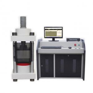 China YAW-2000D  Automatic pressure testing machine,concrete compression test machine on sale