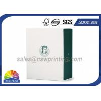 Apparel / Shoes Packaging Rigid Paper Gift Box Drawer Shaped Custom Logo Printing Manufactures