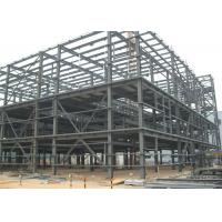 Insulated Comprehensive Light Steel Structure Building Prefabricated Eco Friendly Manufactures