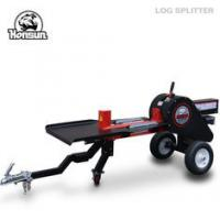Hydraulic Two Way Log Splitter Gasoline Powered 22 Ton Forestry Machinery Manufactures