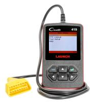Launch CReader 419 DIY Scanner OBDII / EOBD Auto Diagnostic Scan Tool Code Reader Manufactures