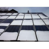 China 6 x 12 Mono Cell Solar Panel , Blue / Black Off Grid Solar Panels on sale